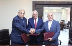 إنشاء أول برنامج دكتوراه مشترك في مجال هندسة تكنولوجيا المعلومات الأول من نوعه في دولة فلسطين ما بين جامعة بوليتكنك فلسطين والجامعة العربية الأمريكية وجامعة القدس