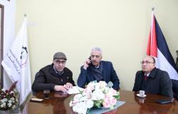 جامعة بوليتكنك فلسطين والبنك الاسلامي الفلسطيني يبلغان الفائزين بجائزة البنك الاسلامي الفلسطيني للبحث العلمي